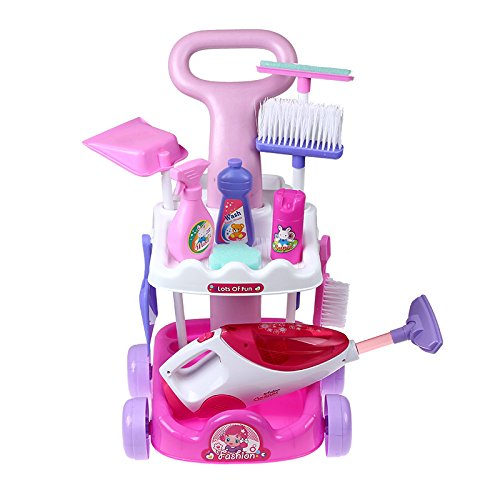 Yoovi-Cleaning-Trolley-Pretend-Play-Toy-Housekeeping-cart
