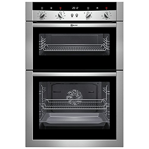 Neff Classic Collection 2 U15M52N3GB Built In Double Oven - Stainless Steel - Z 1907588