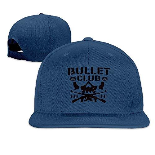 unisex-bullet-club-gorra-de-beisbol