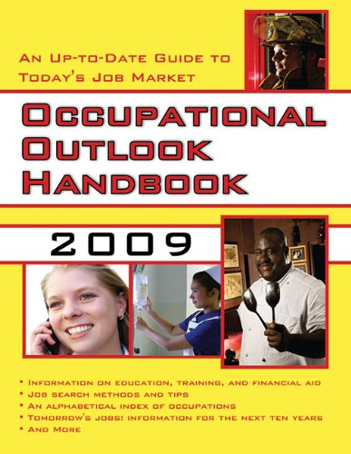 Occupational Outlook Handbook, 2009 (Occupational Outlook Handbook (Norton))