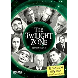 The Twilight Zone. Temporada 3