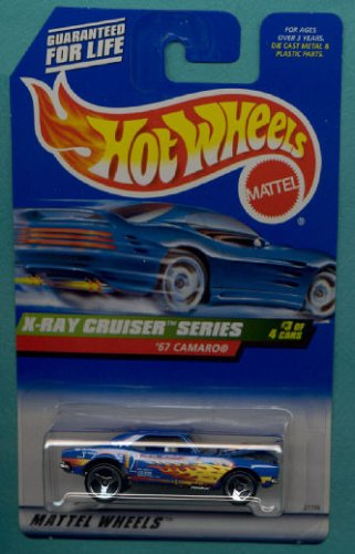 Hot Wheels 1999 X-Ray Cruiser Series: #3 of 4 '67 Camaro