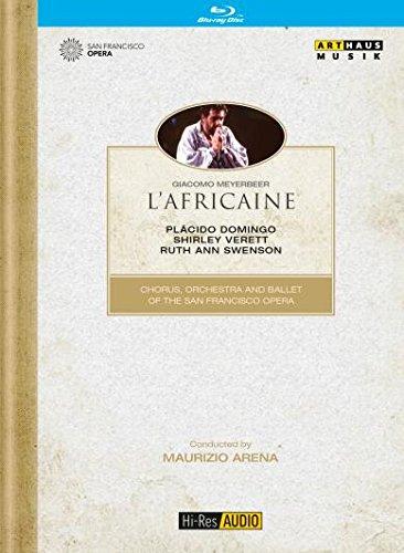 Meyerbeer: L'Africaine (Hi-Res Audio) [Blu-ray]