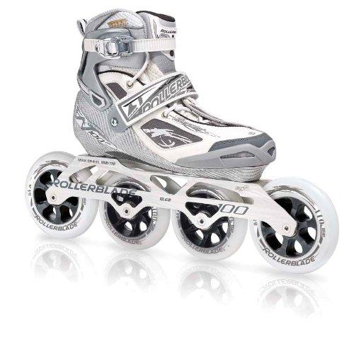 Rollerblade Women's Temptest 100 Skate (US Size 9)