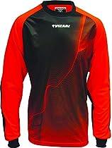 Vizari Sanremo Goalkeeper Jersey (Orange, Medium)