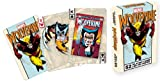 Marvel Comics Wolverine Playing Card Game