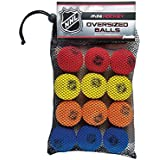 Franklin Sports NHL Foam Mini Hockey Balls - 12 Pack