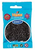 Hama Mini Beads Dark Brown