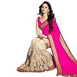 Fashion Now Womens Chiffon Saree