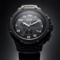 Meister Ambassador Watch N7 Mass Effect 3 Limited Special # / 500 Collectors - SOLD OUT BY Manufacturer