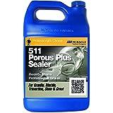 Miracle Sealants 511 Porous Plus Penetrating Sealer Resists Stains Professional Grade 1 Gallon (Color: Clear, Tamaño: Gallon)