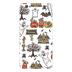 Garmor Designer Mobile Skin Sticker For Gionee X817 - Mobile Sticker