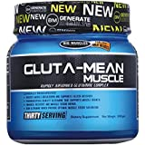 Big Muscle Gluta-Mean Muscle 240 Gm 30 Servings (With Free Shaker Worth Rs 399)