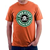 The Goonies One Eyed Willy Starbucks Special Blend Coffee Men's T-Shirt
