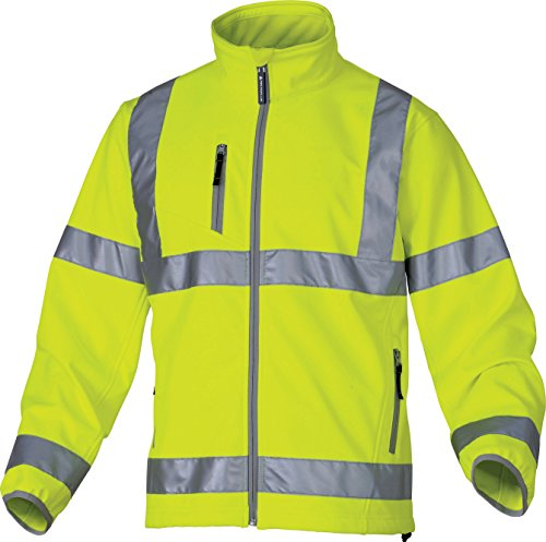 Panoply Moonlight alta visibilità Hi-Viz, impermeabile e traspirante High Visibility Yellow