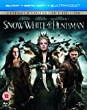 Snow White and the Huntsman (Blu-ray + Digital Copy + UV Copy) [2012] [Region Free]