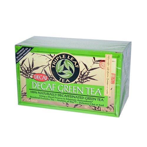 Decaf Green Tea Benefits