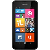 Nokia Lumia 530 RM-1018, 4GB, Factory Unlocked, US Warranty (Dark Grey)