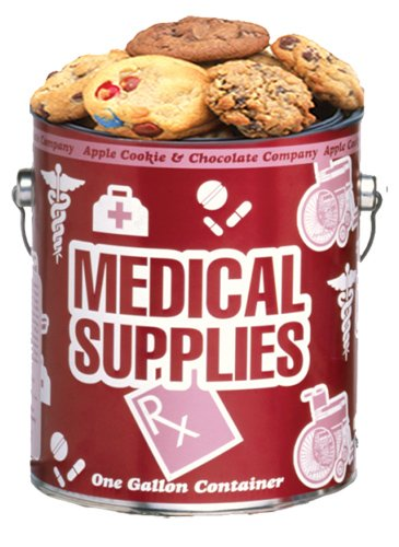 Medical Supplies Cookie Gallon – Chocolate Chip