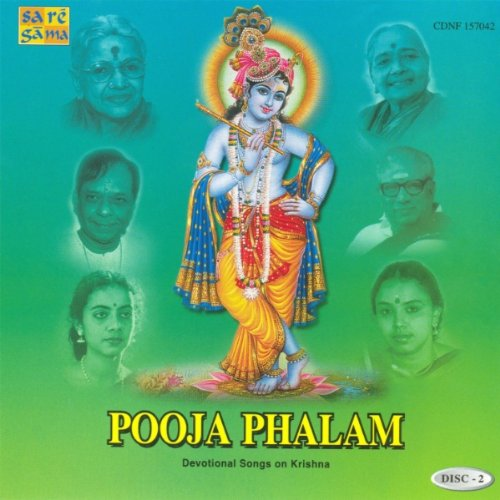 Pooja Phalam-Devotional Songs On Krishna - Vol. 2 Devotional Album MP3 Songs