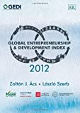 Global Entrepreneurship and Development Index 2012 (Elgar Original Reference)