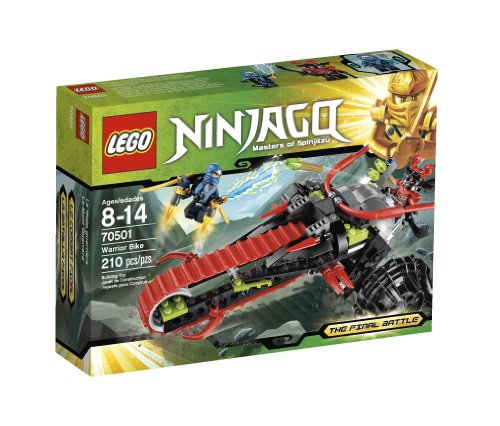 LEGO Ninjago Warrior Bike 70501 Amazon.com