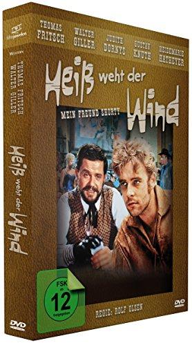 Heiß weht der Wind - Mein Freund Shorty (Western Filmjuwelen)