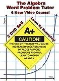 echange, troc Algebra Word Problem Tutor 6 Hour Course [Import USA Zone 1]