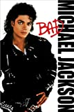 MICHAEL JACKSON - BAD - Art Poster
