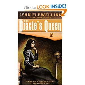 The Oracle's Queen (Tamir Trilogy, Book 3) by Lynn Flewelling and John Jude Palencar