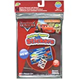 Neat Solutions Activity Table Topper with Stickers, Cars, 14-Count