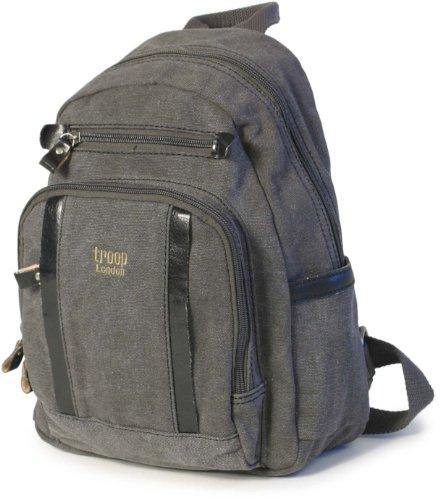 troop-london-trp0255-petit-sac-a-dos-noir-noir-34x25x12cm