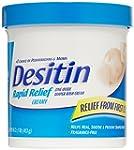 Desitin Diaper Rash Cream Rapid Relie...