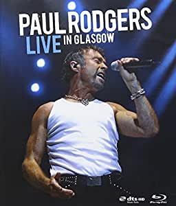 RODGERS PAUL - LIVE FROM GLASGOW [Blu-ray]