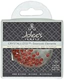 Jolee's Boutique Bicone Crystal, Padparasche, 4mm