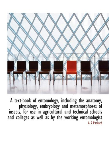 The Text Book Of Entomology