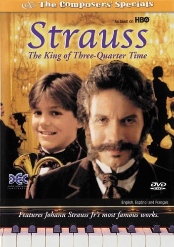 Strauss The King of the Three Quarter TimeB0006GAOLI