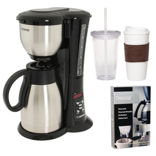 Zojirushi EC-BD15BA Fresh Brew Thermal Carafe