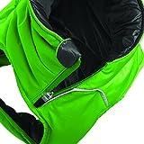 Ruffwear 05601-345M Quinzee Warme Hundejacke, M, grün -