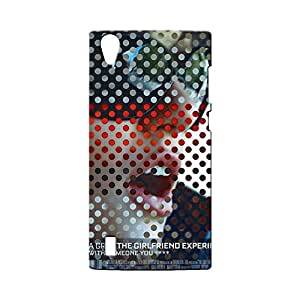 BLUEDIO Designer Printed Back case cover for VIVO Y15 / Y15S - G6911