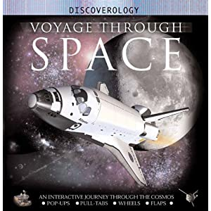 Voyage Through Space: An Interactive Journey through the Solar System and Beyond (Discoverology)