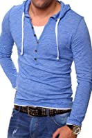 Carisma 2in1 Longsleeve Hoodie T-Shirt