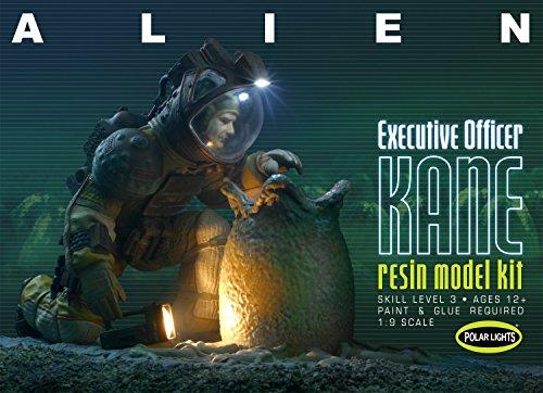 Polar Lights Resin Alien Executive Officer Kane Figure (Polar Lights Model compare prices)
