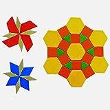 Eva Math EVA Pattern Blocks