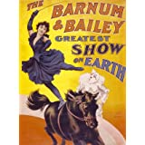 The Barnum & Bailey Show (V&A Custom Print)