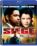 NEW Washington/bening/willis - Siege (Blu-ray)