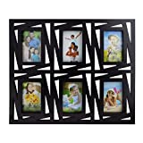 Christmas / X-mas Gift Co-Joint 6 Photo Collage Photo Frame