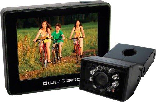 Rearview Bike Camera