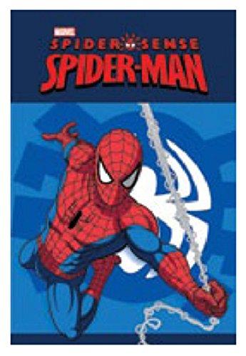Spiderman asciugamano 40x 60cm, Asciugamano per bambini–Asciugamano ospite