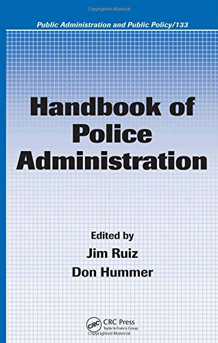 Handbook of Police Administration (Public Administration and Public Policy) (Hand Hummer compare prices)